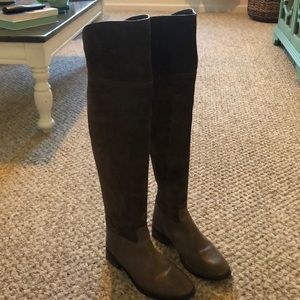 Over the Knee Tory Burch Boots